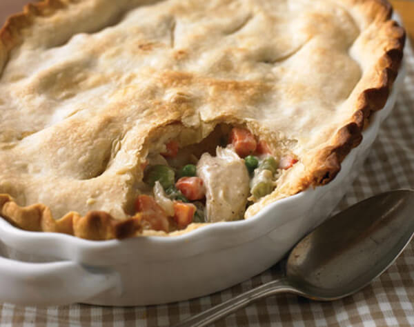 AFDB Food Cuisine MINESTRONE POT PIE WITH WHOLEWHEAT ...