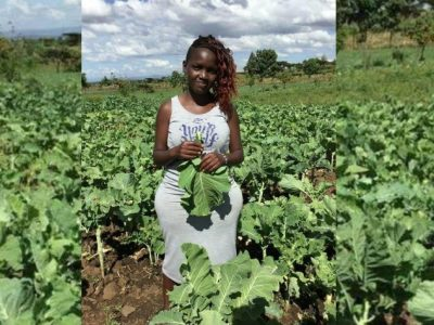 Women Wednesday Profile of the Week –  Nakku Justine – Multi-Millionaire Farmer
